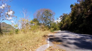 Kanachaburi_Mountain_Road