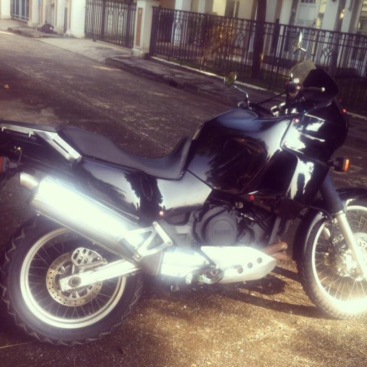 Yamaha 750 Super Ténéré